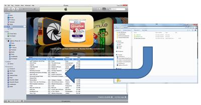 Adhoc iPhone app install